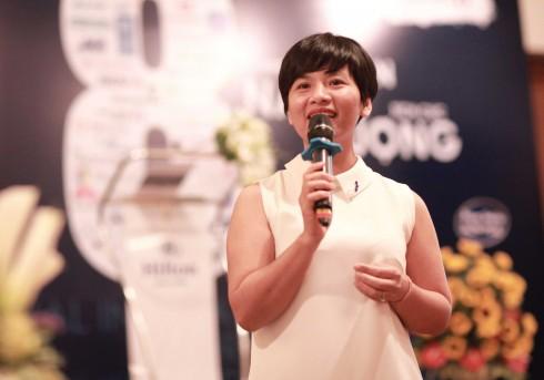 CEO Đồ Thùy Dương và giây phút xúc động nhân kỷ niệm 8 năm ngày thành lập TalentPool