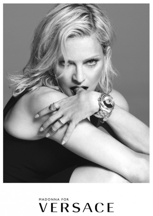 MadonnaVersace-SS15-Ad-Campaign_3