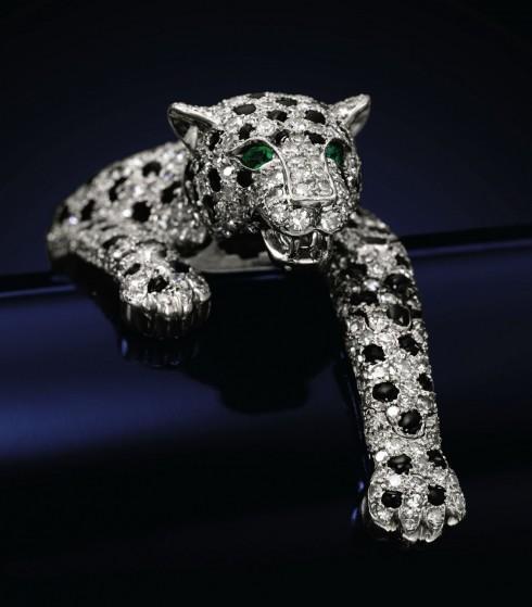 Dang cap cua Wallis Simpson Panther Bracelet