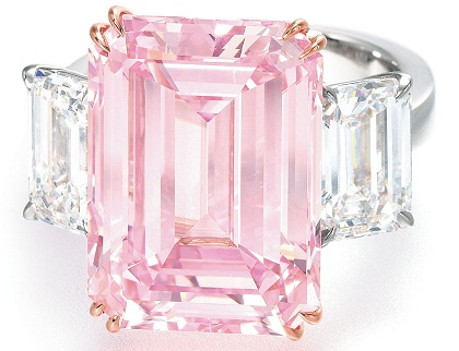 Dang cap cua perfect pink diamond christies hong kong