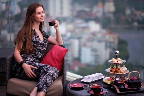 Sofitel Plaza Hanoi - Tiệc trà chiều