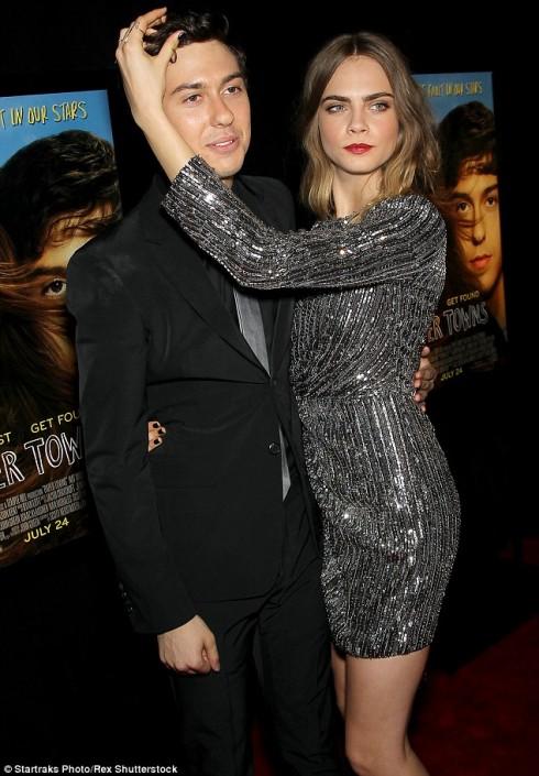 cùng nam diễn viên chính của phim, Natt Wolff