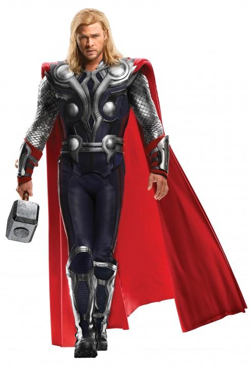 Vị thần sấm Thor do Chris Hemsworth thủ vai