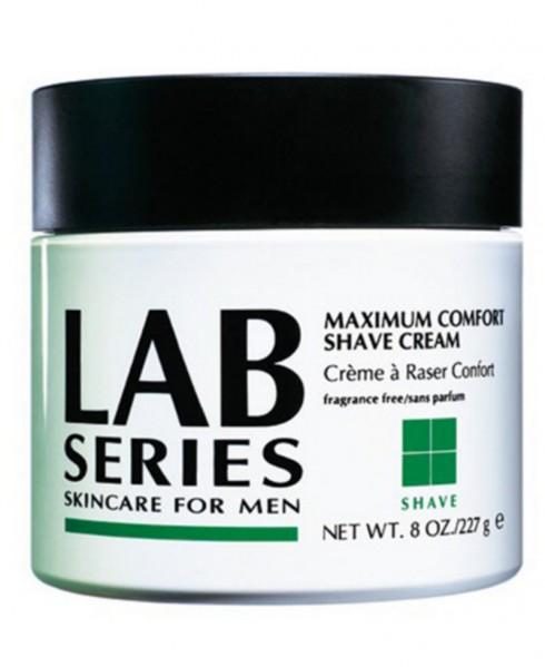 maximum comfort shave cream - elle network