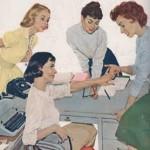 Phụ nữ và bí quyết ứng xử nơi công sở