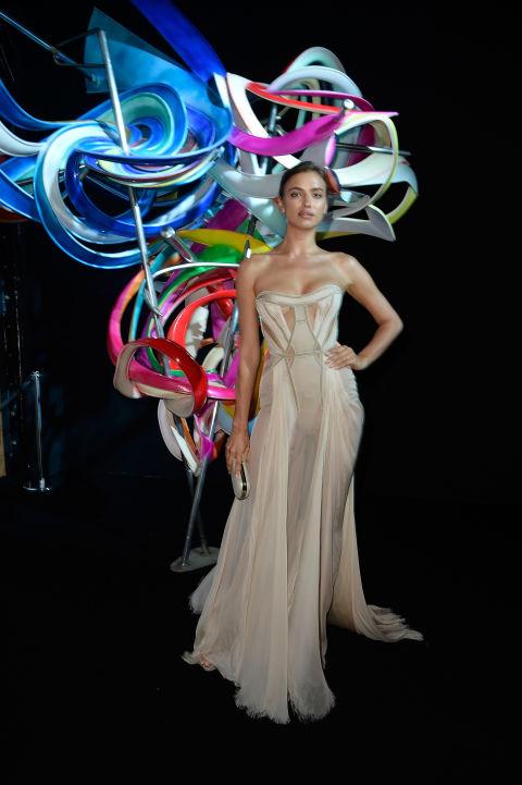 Dàn người mẫu đẹp tại gala quỹ từ thiện Leonardo Dicaprio
