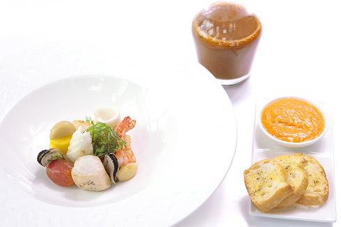 Cafe Bouillabaisse de Cabillaud 01