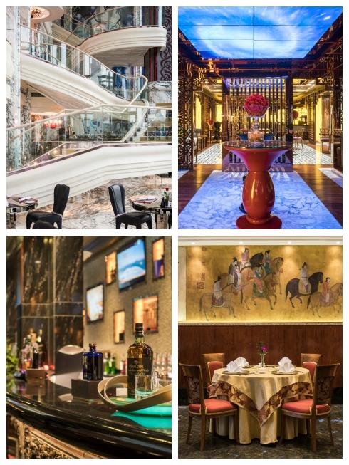 Tinh hoa ẩm thực các nước tại khách sạn 6 sao The Reverie