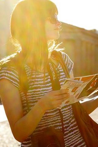 Đừng sợ đi du lịch một mình dù bạn là một cô gái
