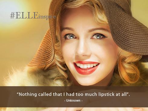 Những câu nói hay về son môi tốt 5