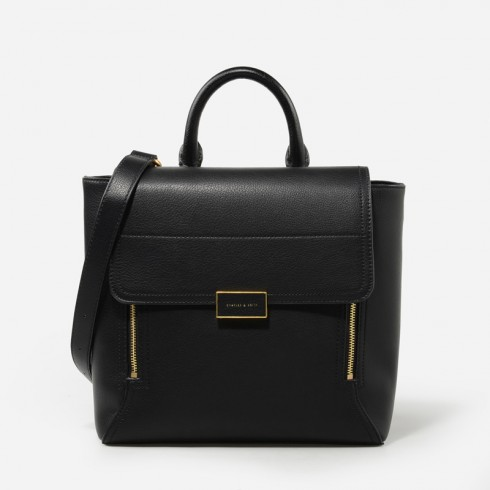 10. Casual Backpack - Charles and Keith