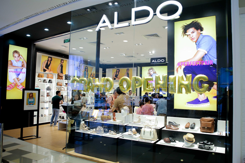 ALDO khai trương cửa hàng thứ 10 tại SC VivoCity
