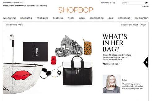 Những trang web bán hàng hiệu sales bạn nên biết - ELLE VN