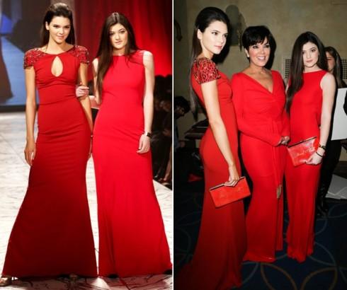 Kylie Jenner & Kendall Jenner