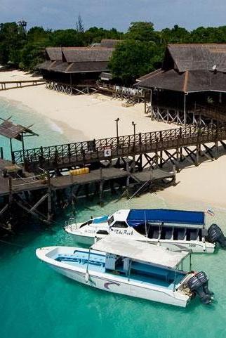Du lịch Đông Nam Á thăm những hòn đảo đẹp hoang sơ
