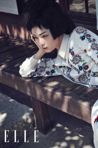 Bộ ảnh thời trang Princess from Seoul