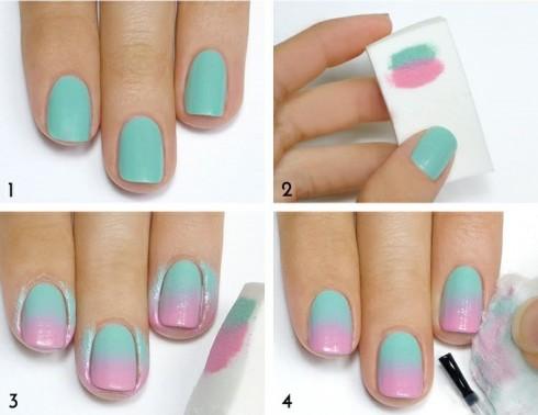 Những màu sơn pastel làm cho những ngón măng của bạn trông mềm mại và nữ tính hơn bao giờ hết.
