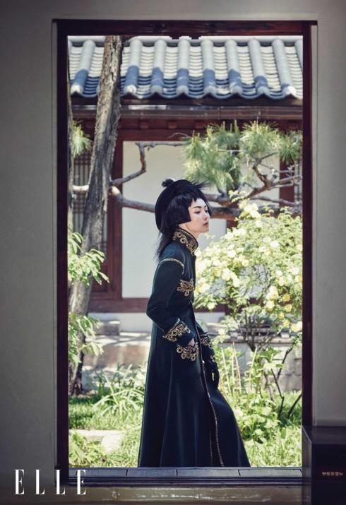 bo anh thoi trang The Princess from Seoul 2