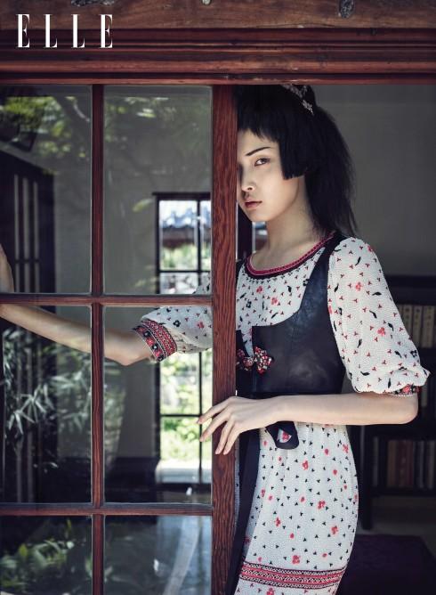 bo anh thoi trang The Princess from Seoul 3