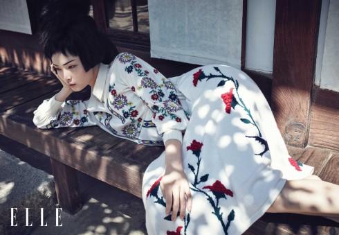 bo anh thoi trang The Princess from Seoul 4
