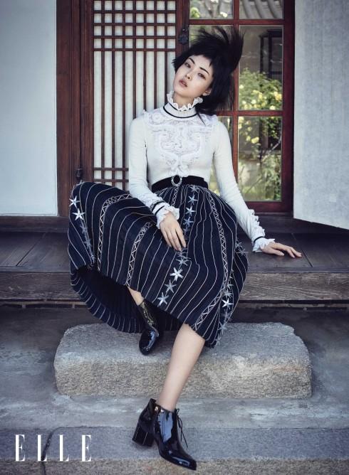 bo anh thoi trang The Princess from Seoul 5