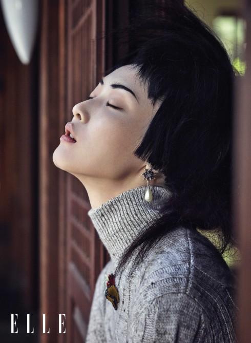 bo anh thoi trang The Princess from Seoul 6