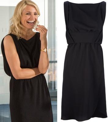 Duyên dáng với đầm Sleeveless Dress của hãng Balenciaga