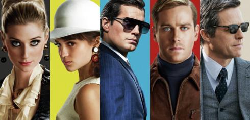Các nhân vật trong phim The Man From U.N.C.L.E