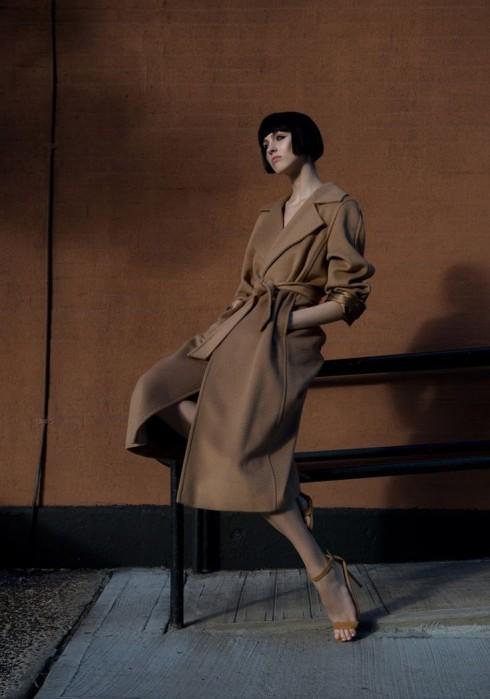 Lida Fox nàng thơ của nhà thiết kế thời trang Hedi Slimane