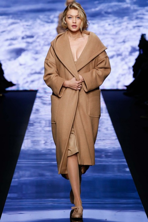Gigi Hadid nàng thơ của nhà thiết kế thời trang Tom Ford