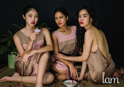 Chiếu Hoa Tứ sắc Collection