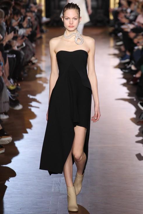 Vòng cổ thời trang thu đông 2015 Stella Mccartney