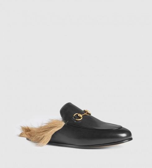 Giày thời trang thu đông 2015 Gucci