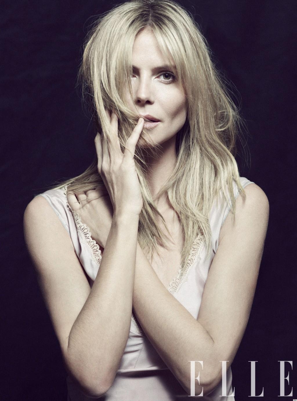 Siêu mẫu Heidi Klum