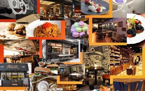 Những cửa hàng/nhà hàng tham gia chương trình