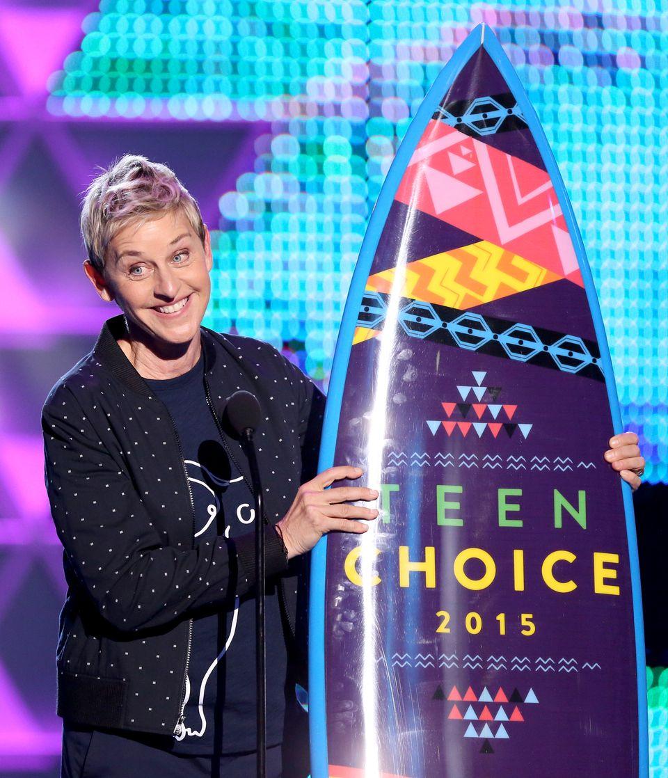 Những câu nói hài hước của Ellen DeGeneres