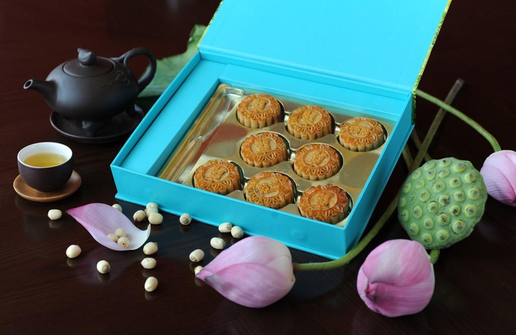 Thiết kế hộp đẹp, vị bánh thơm ngon