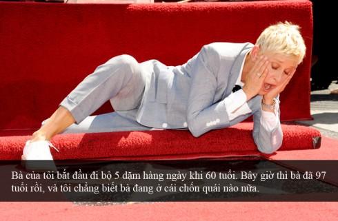 Ellen DeGeneres Honored On The Hollywood Walk Of Fame