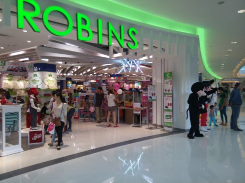 Trung tâm mua sắm Robins