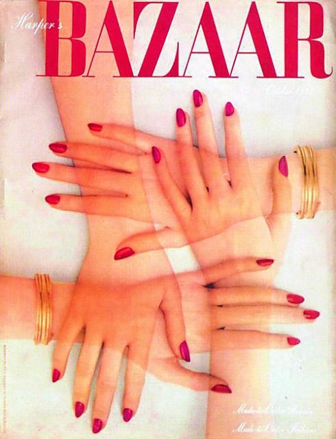 lich su tap chi thoi trang Harpers Bazaar