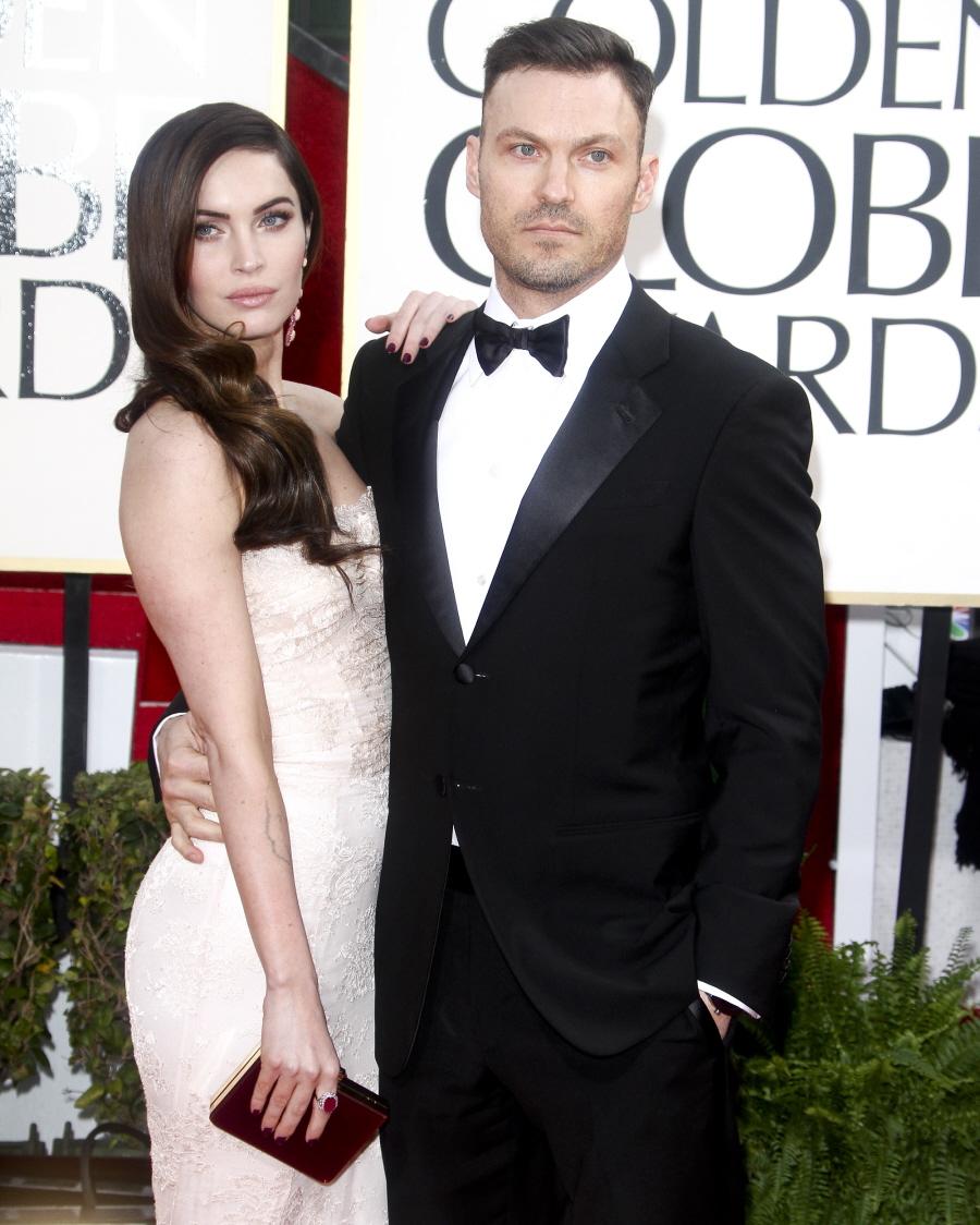 Megan Fox chia tay Brian Austin Green sau 11 năm chung sống