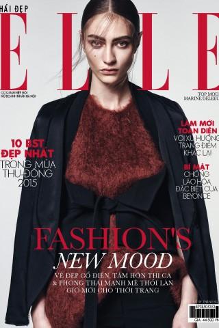 ELLE tháng 9 /2015 - Fashion's new mood