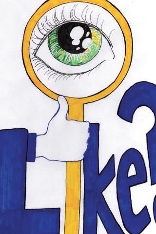Châm ngôn sống: Trên Facebook, cần nhìn cho kĩ