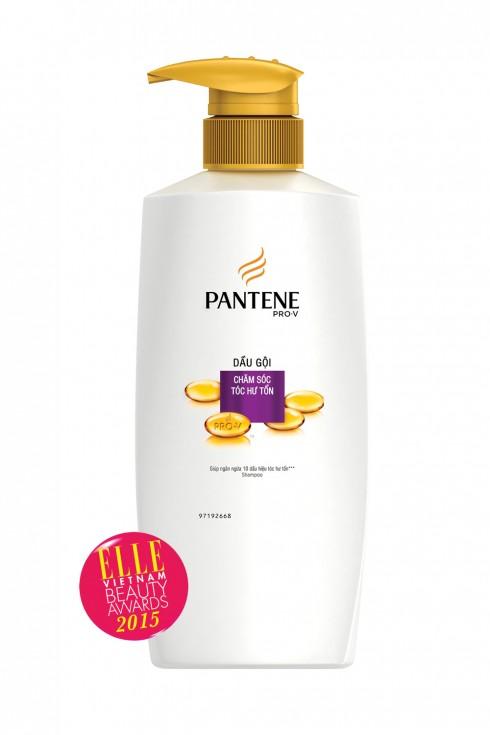 <strong>7.PANTENE PRO-V TOTAL DAMAGE CARE 10</strong><br/>Sử dụng Pantene Total Damage Care 10 hàng ngày để giúp ngăn ngừa 10 dấu hiệu tóc hư tổn. Sản phẩm nay được tăng cường thêm công nghệ Ngăn Ngừa Hư Tổn lớp keratin, giúp bảo vệ hư tổn đến 99% cho tóc mềm mượt suôn thẳng.