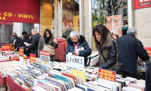 Sách là người bạn thân thiết với mỗi người dân sống ở thành phố này