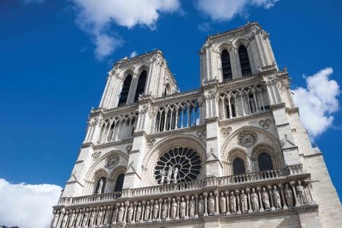 Nhà thờ Đức Bà Notre Dame de Paris