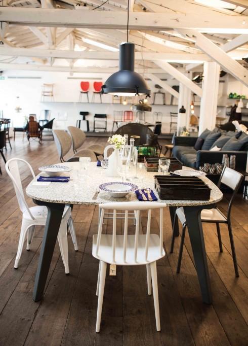 Một quán cafe tại Pais
