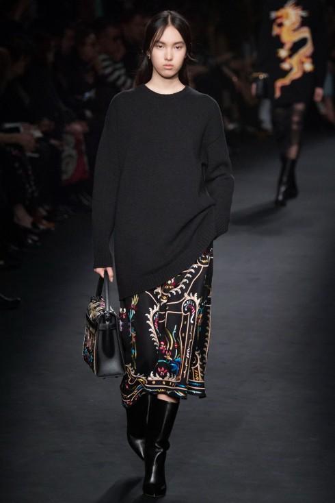 Người mẫu thời trang Yuan Bo Chao