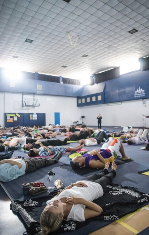 trung tam saigon yoga