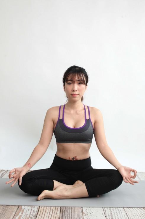 yoga voi chau tran